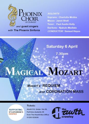 Magical Mozart Poster