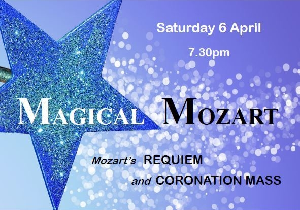 Magical Mozart Poster